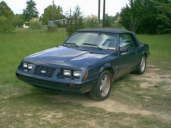 Another pocket3799 1984 Ford Mustang post... - 2263235