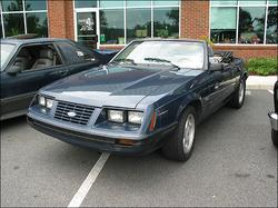 pocket3799 1984 Ford Mustang