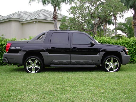 waltin27 2002 chevrolet avalanche specs photos. Black Bedroom Furniture Sets. Home Design Ideas