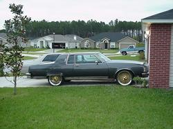 realman2003 1981 Oldsmobile Regency