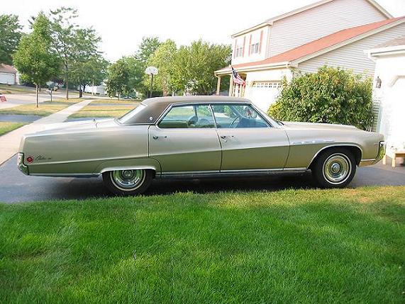 69Electra225's 1969 Buick Electra
