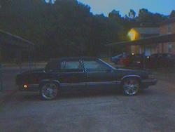 bsbrown26 1991 Cadillac DeVille