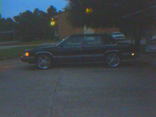 Another bsbrown26 1991 Cadillac DeVille post... - 2268200