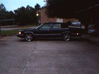 Another bsbrown26 1991 Cadillac DeVille post... - 2268202