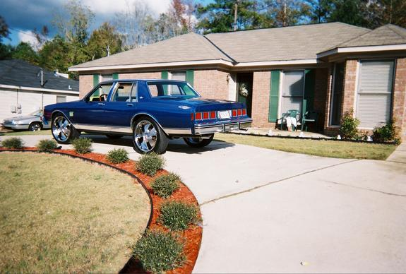 Another BigBoiFlip 1984 Chevrolet Caprice post... - 2269131