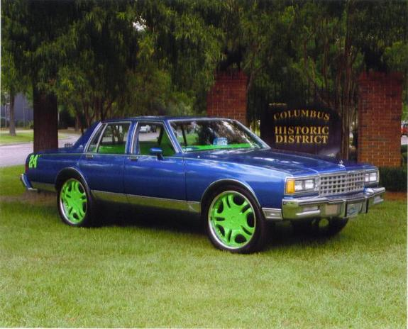 Another BigBoiFlip 1984 Chevrolet Caprice post... - 2269141