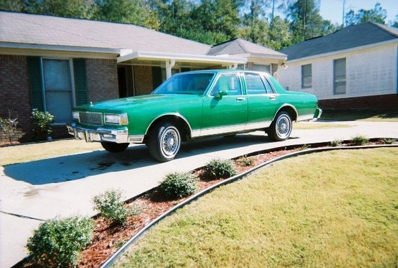 Another BigBoiFlip 1984 Chevrolet Caprice post... - 2269149