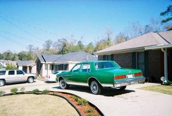 Another BigBoiFlip 1984 Chevrolet Caprice post... - 2269152