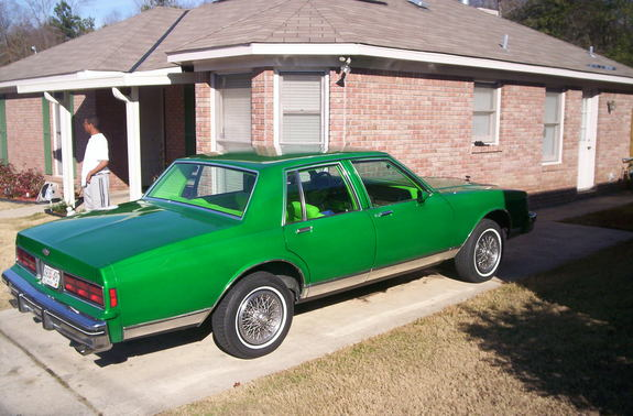 Another BigBoiFlip 1984 Chevrolet Caprice post... - 2269156