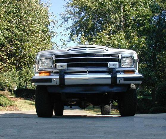 Another xfadedrebelx 1987 Jeep Grand Wagoneer post... - 2273615
