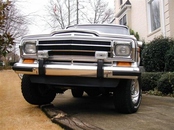 Another xfadedrebelx 1987 Jeep Grand Wagoneer post... - 2273633