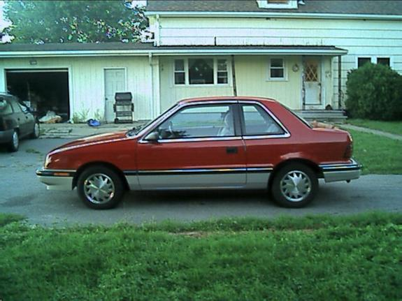 Another Dontbotherme2048 1989 Plymouth Sundance post... - 2271552