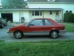 Dontbotherme2048 1989 Plymouth Sundance