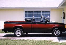 Kaido 1990 Dodge Dakota Regular Cab & Chassis