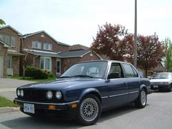 Ride_bmxs 1985 BMW 3 Series