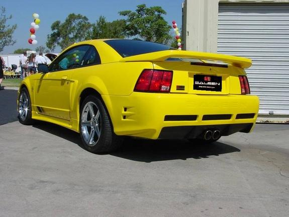p dawg2003 2002 saleen mustang specs photos modification. Black Bedroom Furniture Sets. Home Design Ideas