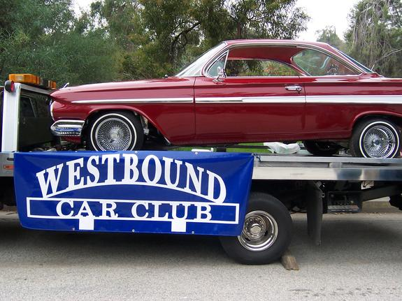 Another westbound 1959 Chevrolet Impala post... - 2281032