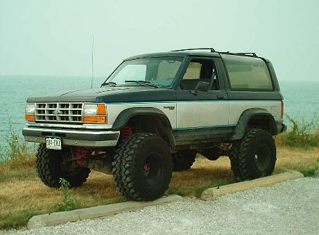 ryan_nwu's 1989 Ford Bronco II