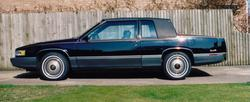 Blickys 1989 Cadillac DeVille