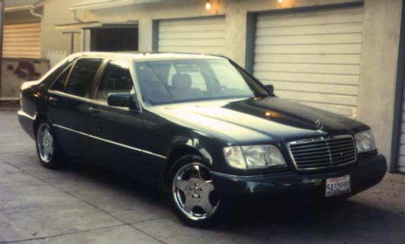 Another PiMPiNBeNZOo 1998 Mercedes-Benz S-Class post... - 2284317