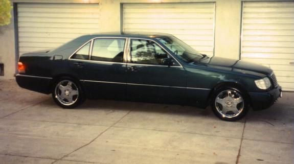 Another PiMPiNBeNZOo 1998 Mercedes-Benz S-Class post... - 2284318