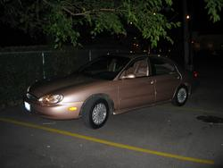 LaZyCaR 1997 Mercury Sable