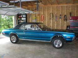 heather05's 1968 Mercury Cougar