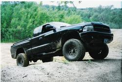 lifted_97_dakota 1997 Dodge Dakota Regular Cab & Chassis