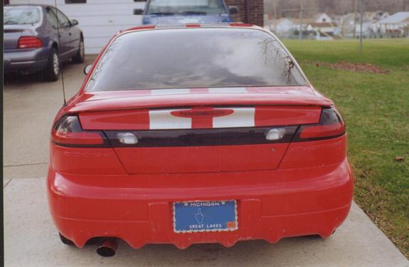 Another Midnight_outlaw 1997 Dodge Avenger post... - 2302440