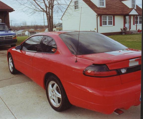 Another Midnight_outlaw 1997 Dodge Avenger post... - 2302441