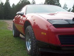 code_blue187 1983 Pontiac Trans Am