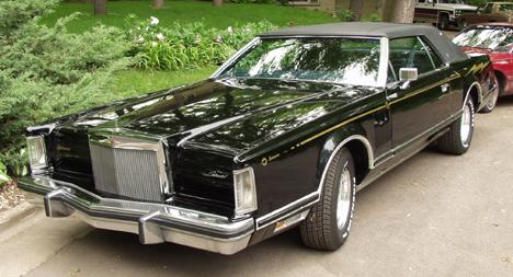 magnum77 1979 Lincoln Continental Specs, Photos