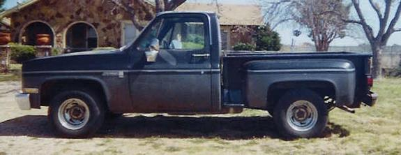 Flammable's 1981 GMC Sierra 1500 Regular Cab