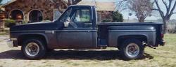 Flammable 1981 GMC Sierra 1500 Regular Cab