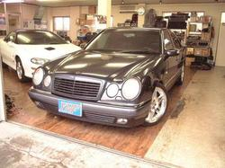 jun_kit2003 2004 Mercedes-Benz E-Class