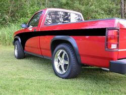 ShelbyDakota854 1989 Dodge Dakota Regular Cab & Chassis