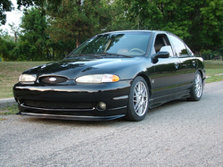 todrass 1996 Ford Contour