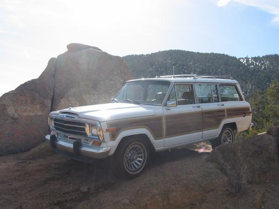 Another jockpat24 1991 Jeep Grand Wagoneer post... - 2311756