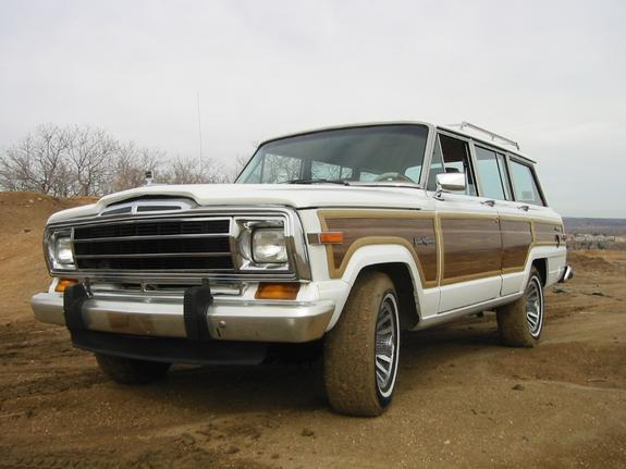 jockpat24 1991 jeep grand wagoneer specs photos. Black Bedroom Furniture Sets. Home Design Ideas