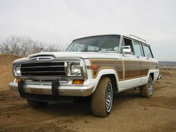 jockpat24 1991 Jeep Grand Wagoneer
