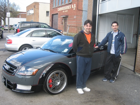 Another TTRUSH 2001 Audi TT post... - 2314001