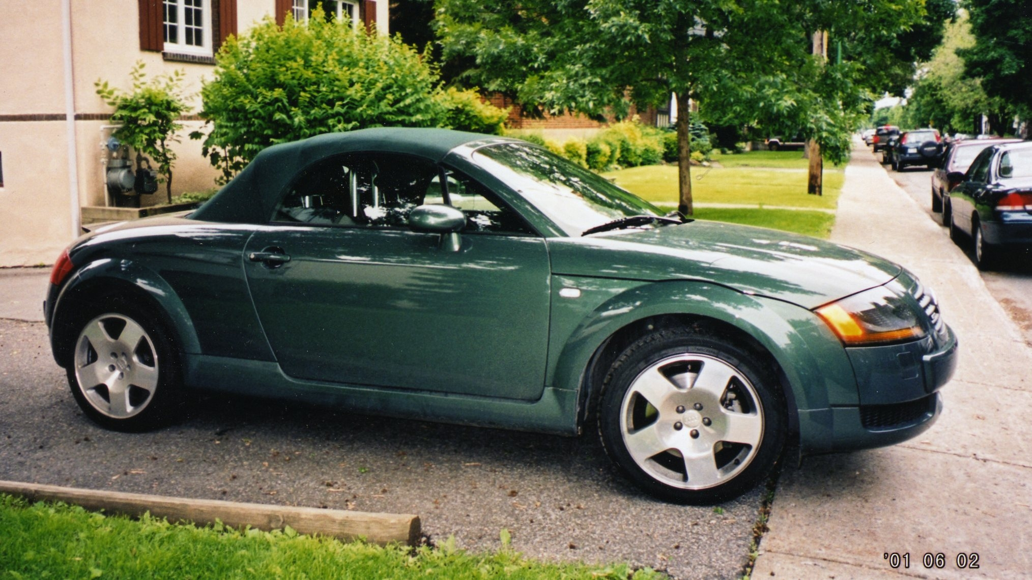 Another TTRUSH 2001 Audi TT post... - 2314033