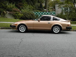 mstundras 1979 Datsun 280ZX