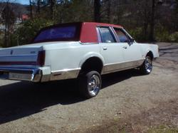 slamed87lincoln 1989 Lincoln Town Car