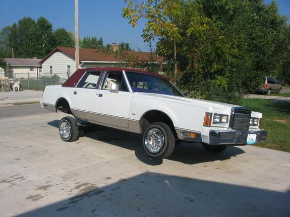 slamed87lincoln 1989 Lincoln Town Car 2318769