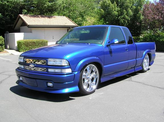 Xon20s 2001 Chevrolet S10 Regular Cab Specs  Photos