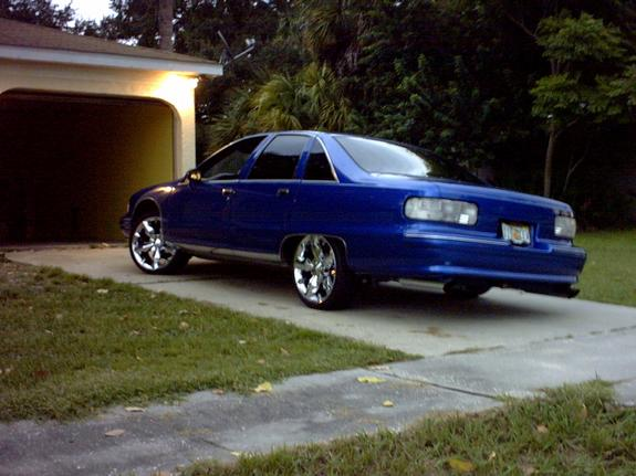 Another CrzyBone 1995 Chevrolet Impala post... - 2318988