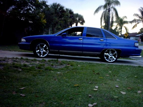 Another CrzyBone 1995 Chevrolet Impala post... - 2318989