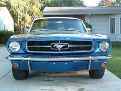STLwild 1964 Ford Mustang