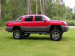 ValleyFirearmss 2002 Chevrolet Avalanche